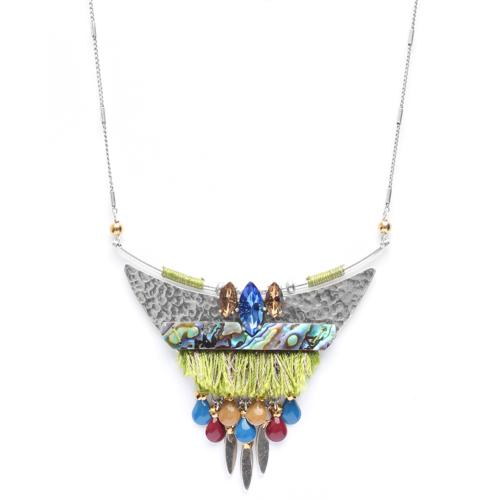 Collier Franck Herval Abby petit plastron